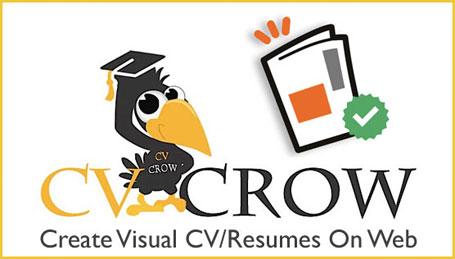 Create Visual CV Resumes On Web